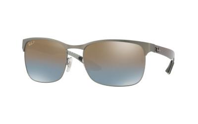 gafas de sol RAY-BAN GUNMETAL RB 8319CH 9075J0 POL.