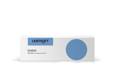 lentillas lentsoft diaria silicona