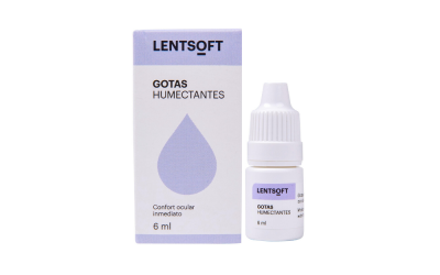 LENTSOFT GOTAS HUMECTANTES 6ML