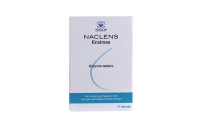 ENZIMAS NACLENS 10 TABLETS
