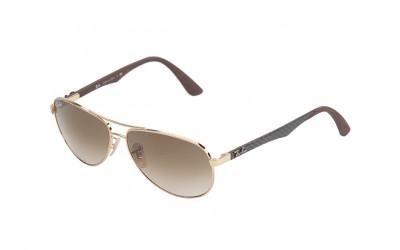 Gafas de sol de fibra de carbono RAY-BAN RB8313 001/51