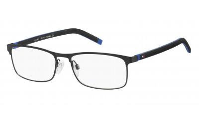 TOMMYHILFIGER-1740/G OVK MTBLK BLUE 56*16 (Gafas Graduadas)