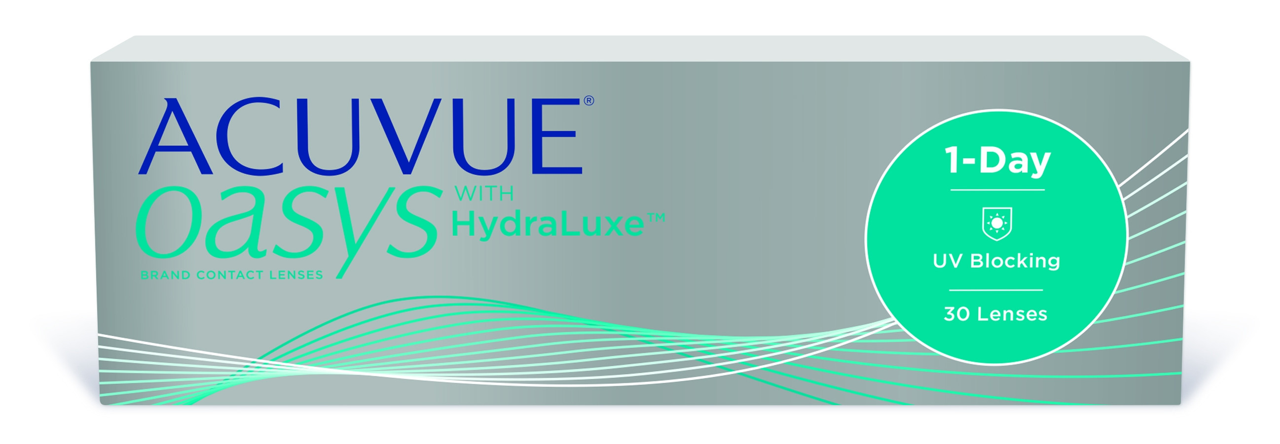 ACUVUE OASYS 1 DAY 30 UDS.