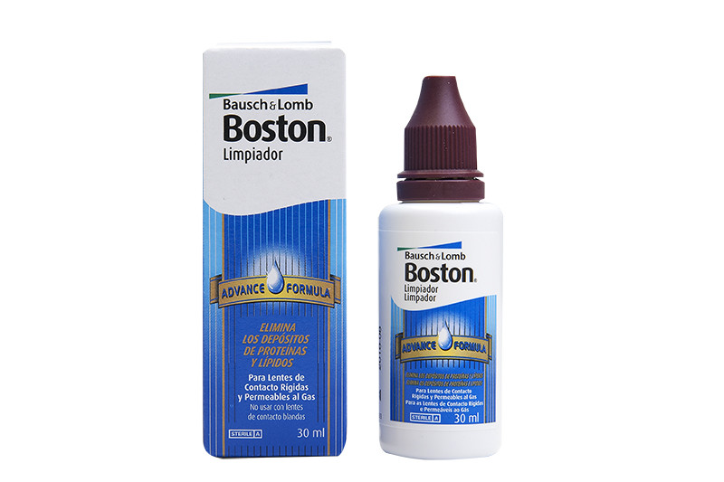 BOSTON LIMPIADOR 30 ml. de BAUSCH & LOMB.