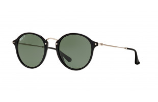 RAY-BAN ROUND FLECK RB 2447 901/58 POLARIZADAS 49mm.