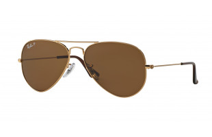 RAY-BAN AVIATOR CLASSIC RB 3025 001/57 POLARIZADAS 58mm.