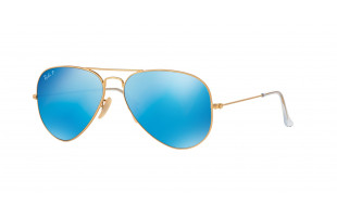 RAY-BAN AVIATOR RB 3025 112/4L 58mm POLARIZADAS