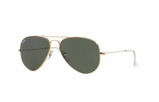 RAY-BAN AVIATOR RB 3025 W3234 55mm