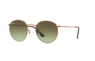 RAY-BAN ROUND METAL RB 3447 9002A6