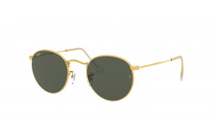 RAY-BAN ROUND METAL RB 3447 919631 ORO 50mm.
