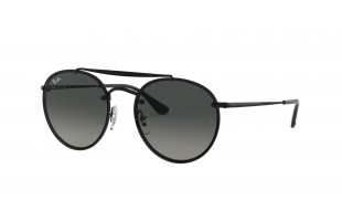 RAY-BAN BLAZE ROUND DOUBLE BRIDGE RB 3614N 148/11