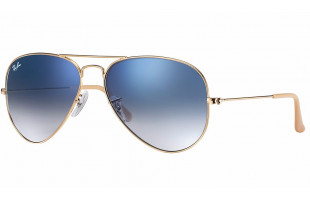 RAY-BAN AVIATOR RB 3025 001/3F 55mm