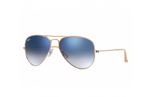 RAY-BAN AVIATOR RB 3025 001/3F 58mm