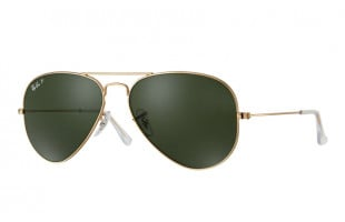 RAY-BAN AVIATOR RB 3025 001/58 POLARIZADO 58mm