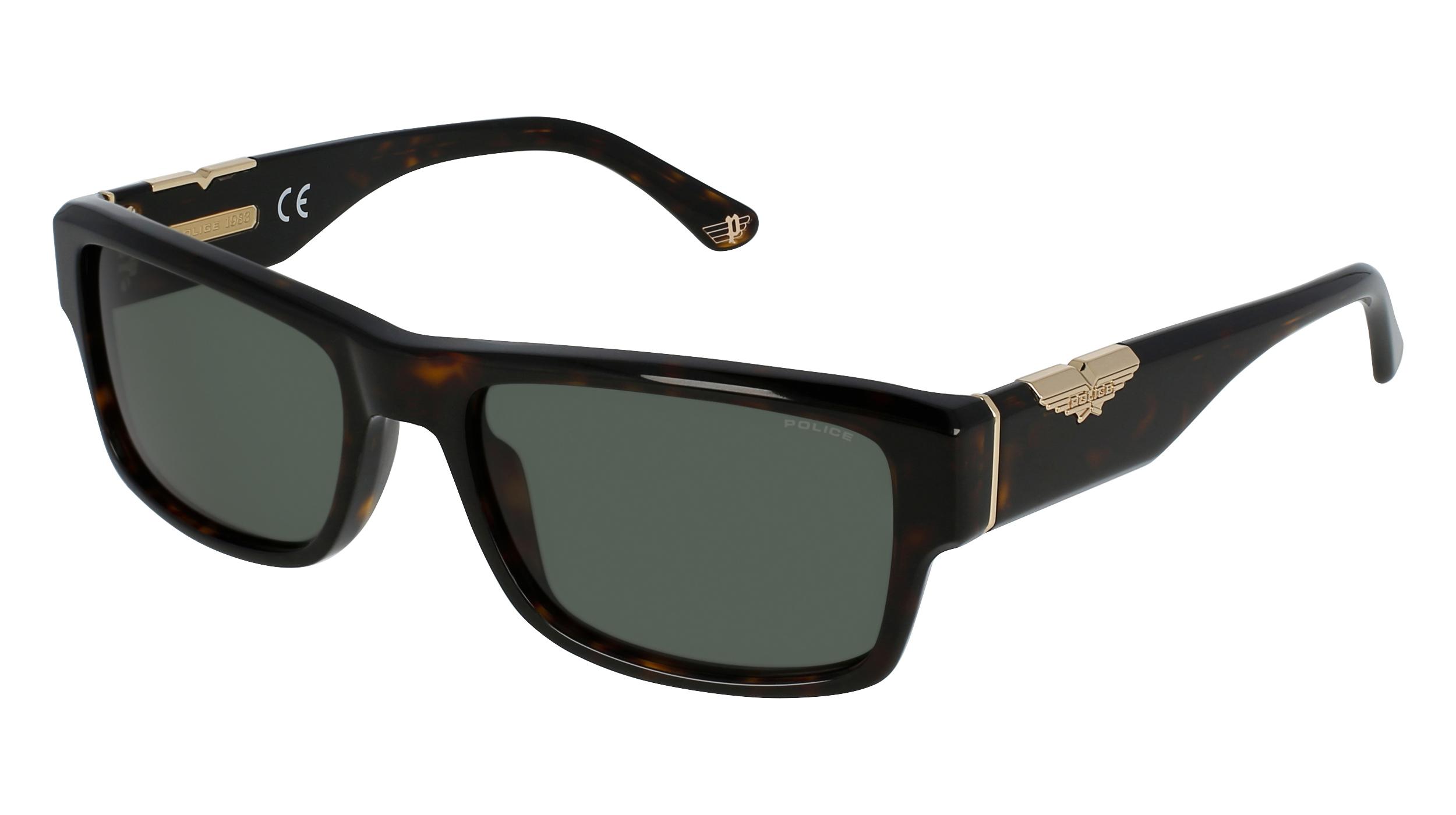 POLICE SPL 967 0722  Gafas de sol Mujer,Hombre