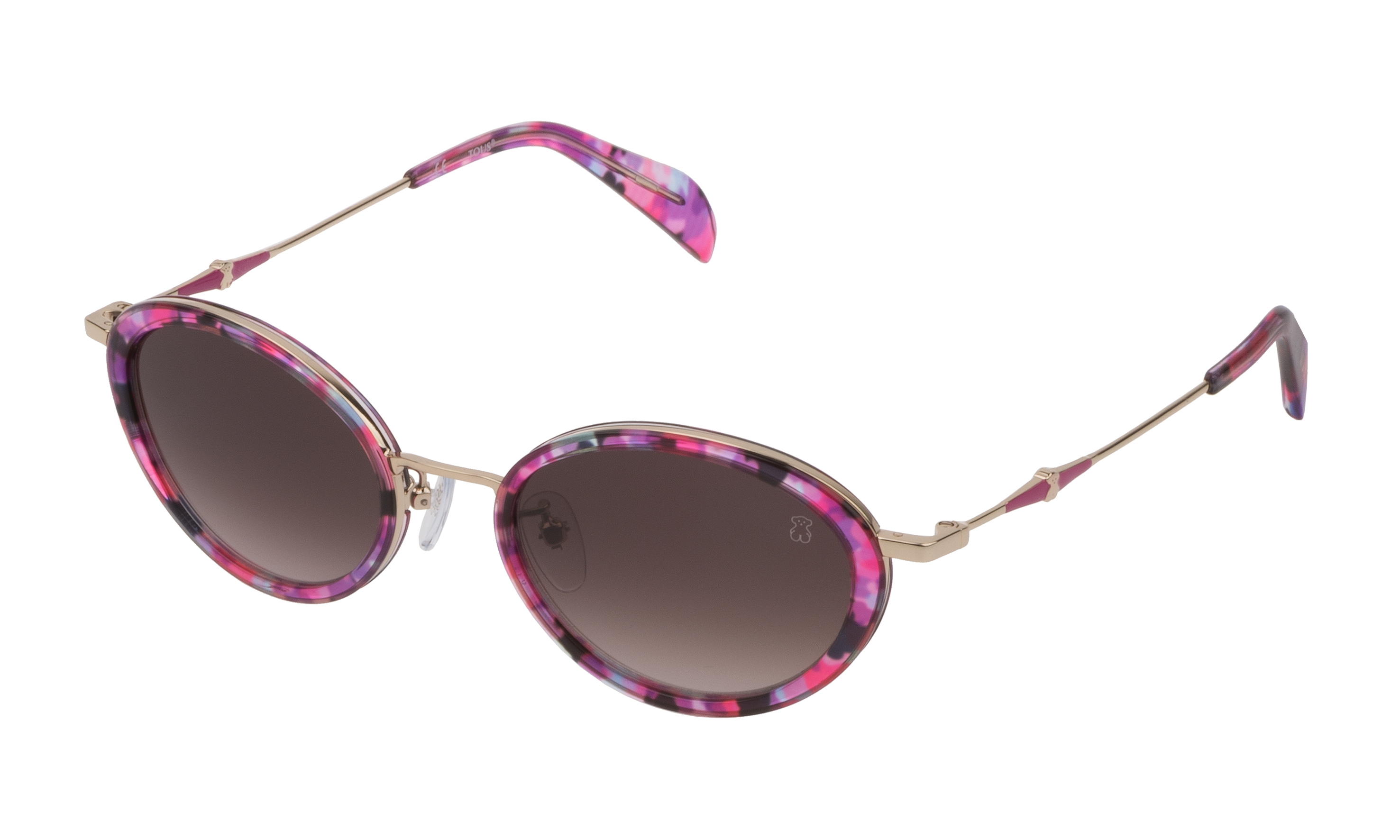 TOUS STO 388 0GED Gafas de sol Mujer