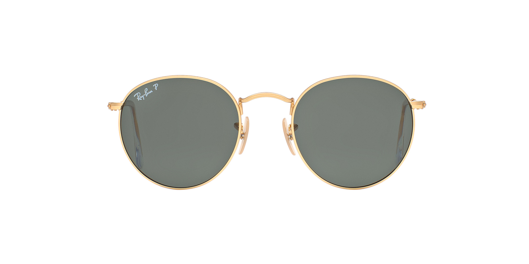 RAY-BAN ROUND METAL RB 3447 112/58 POLARIZADAS-360