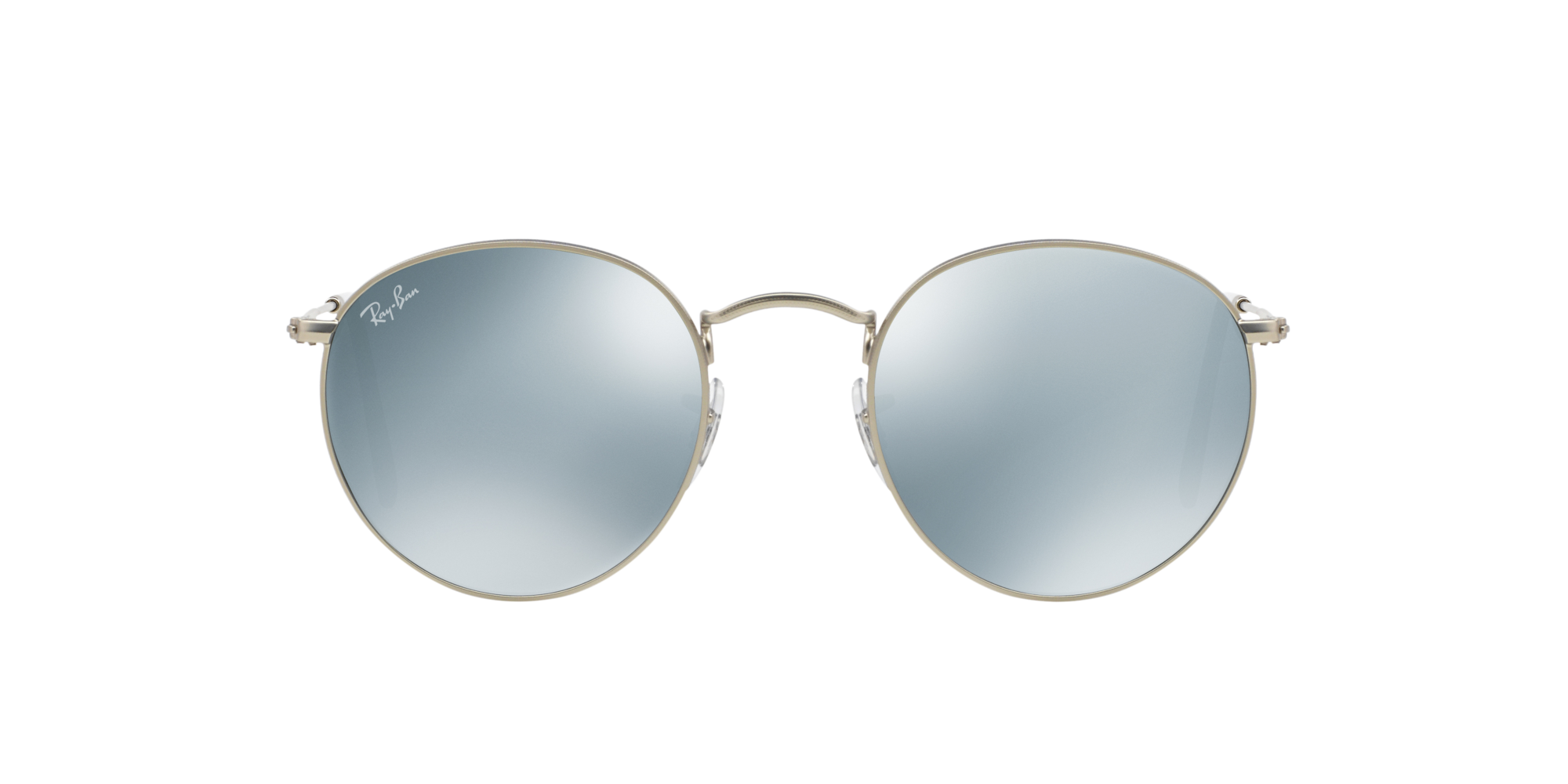 RAY-BAN ROUND METAL RB 3447 019/30 -360
