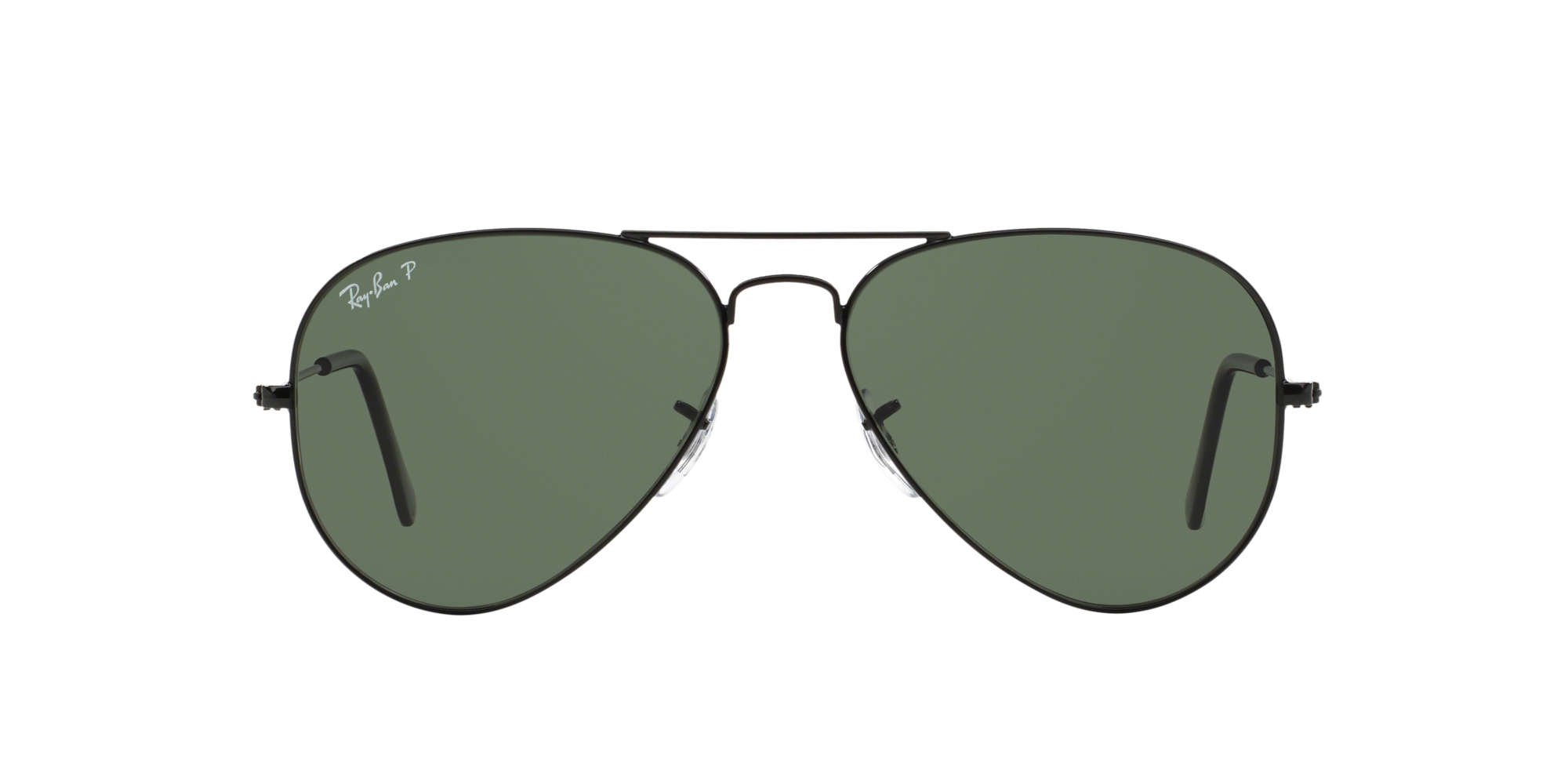 RAY-BAN AVIATOR CLASSIC RB 3025 002/58  POLARIZADA-360