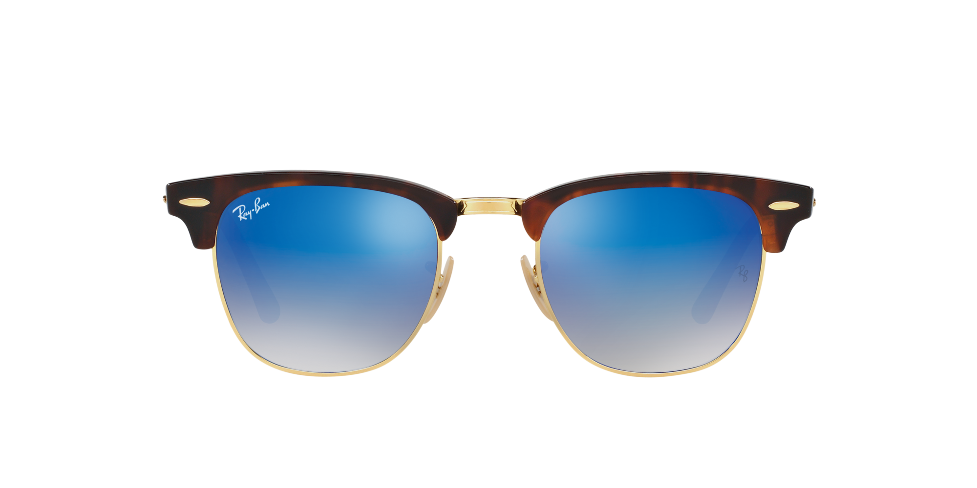 RAY-BAN CLUBMASTER RB 3016 990/7Q-360