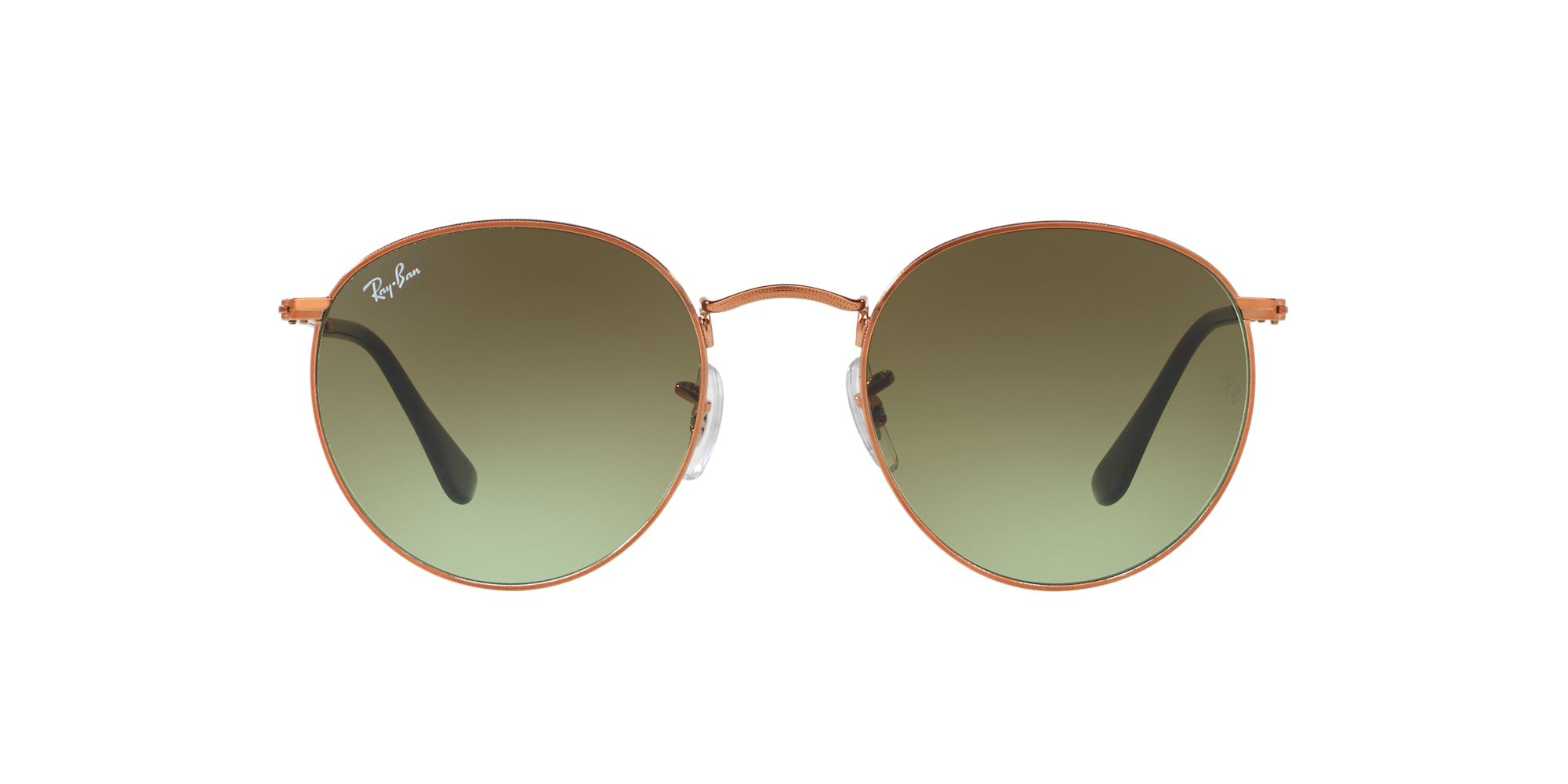 RAY-BAN ROUND METAL RB 3447 9002A6-360
