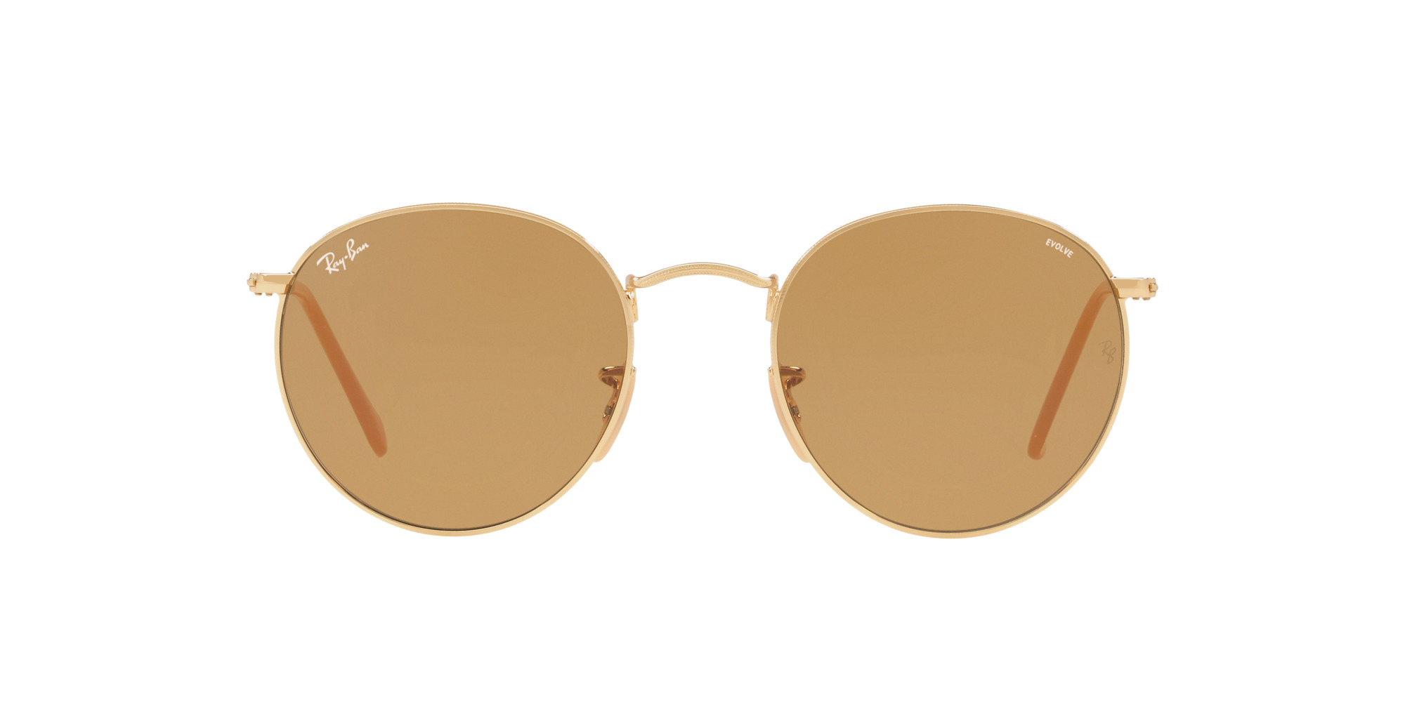 RAY-BAN ROUND METAL RB 3447 90644I FOTOCROMÁTICAS-360