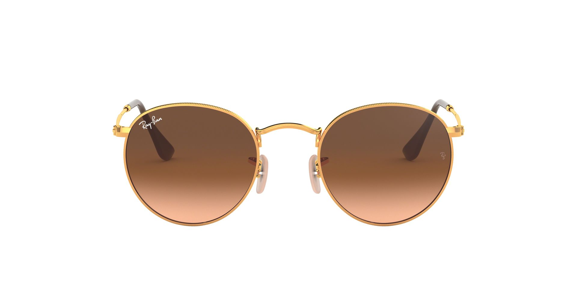 RAY-BAN ROUND METAL RB 3447 9001A5-360