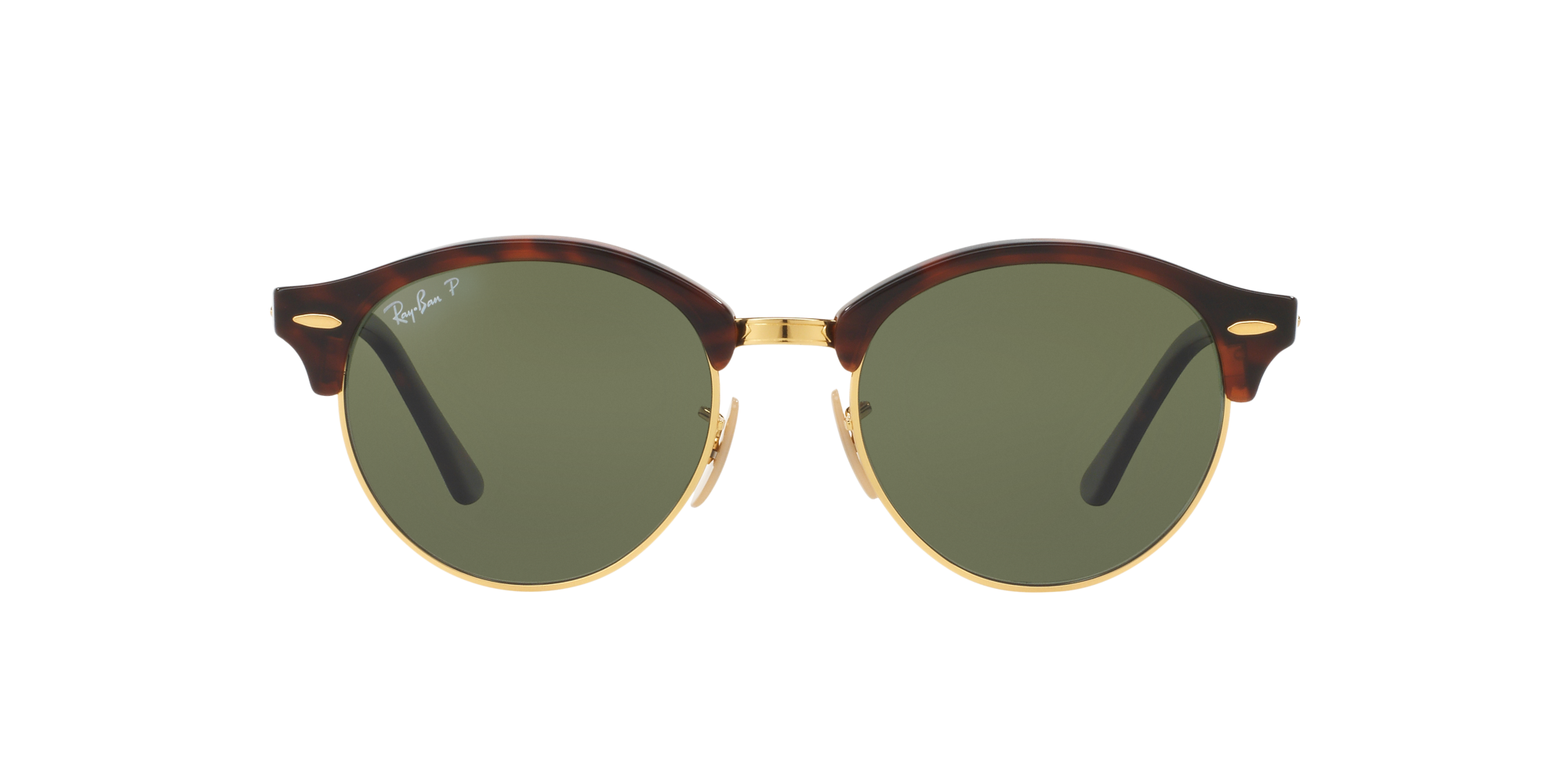 RAY-BAN CLUBROUND RB 4246 990/58 POLARIZADAS-360