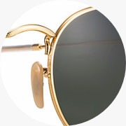ray-ban-round-metal-3447-doradas