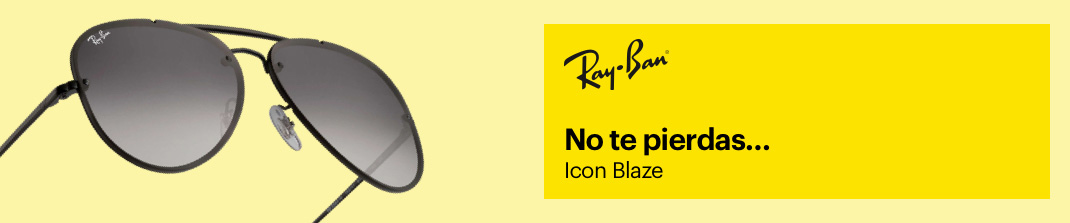 Landing Ray-ban Blaze