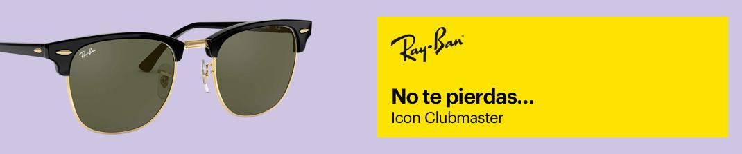 Landing Ray-ban Clubmaster